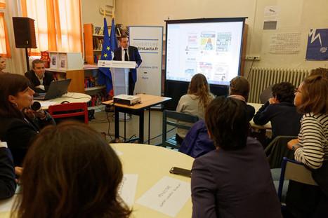 Lirelactu.fr : un accès gratuit à la presse française et internationale à tous les collégiens et lycéens dans les établissements ! | fle&didaktike | Scoop.it