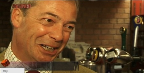 Farage a Piazzapulita: «L'Italia? Ok per le vacanze, ma non voglio mescolare i miei soldi con i vostri» | The Matteo Rossini Post | Scoop.it