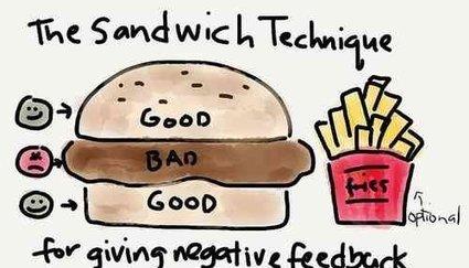 Stop Serving the Feedback Sandwich   Management et leadership   Scoop.it