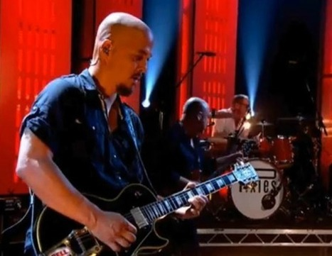 Video: Pixies tear into new song 'What Goes Boom' on 'Later… with ... | Winning The Internet | Scoop.it