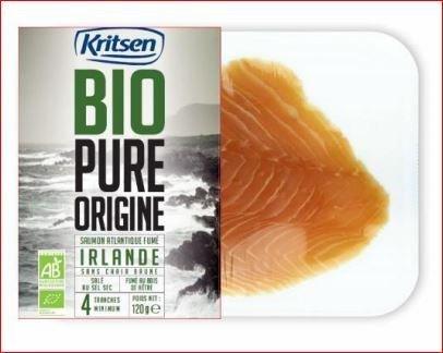 Rappels produits  Listeria   Marine Harvest rappelle du saumon fumé  d Irlande bio 5325e92a0f4c