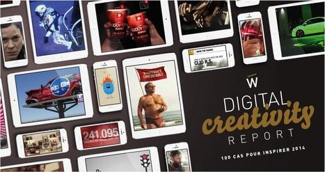 W lance son « Digital Creativity report », le 1er rapport international qui interroge la créativité à l'heure du digital. | transition digitale : RSE, community manager, collaboration | Scoop.it
