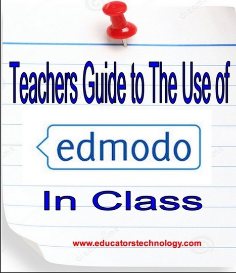 All The Resources Teachers Need to Start Using Edmodo in Class ~ Educational Technology and Mobile Learning   St. Patrick's Professional Learning Network   Scoop.it