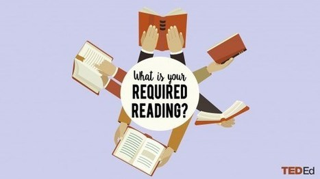 The world's required reading list: The books that students read in 28 countries | web learning | Scoop.it