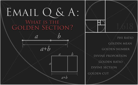 Q & A Email Response: What is the Golden Section | Abolish the Rule of Thirds | Scoop.it