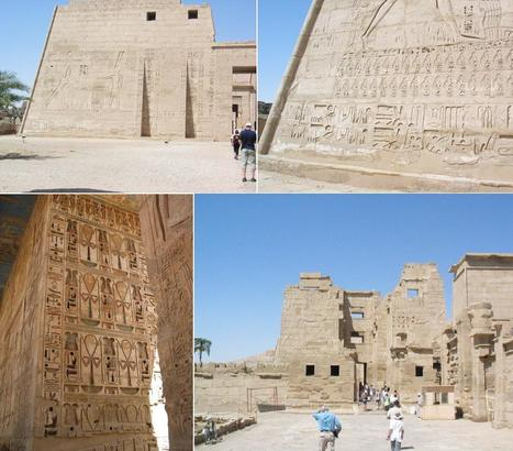 Temple of Medinet Habu | Egypt Tour Package That Fits All Budgets | Scoop.it