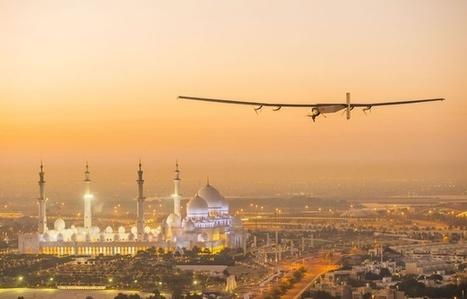 Solar Impulse: Les vols commerciaux à l'énergie solaire, c'est pour bientôt? | Développement durable en France | Scoop.it