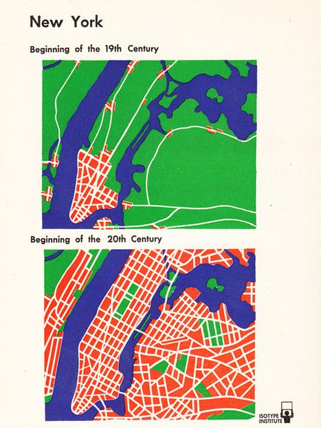 New York City's explosive growth between the... | History 101 | Scoop.it