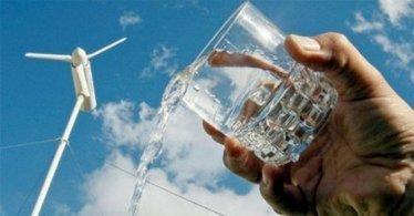 L'éolienne qui produit de l'eau potable | Sustainable Energy | Scoop.it