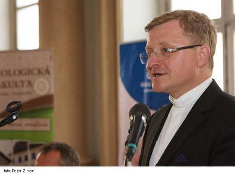 Slovák sa stal viceprezidentom Európskej spoločnosti pre katolícku teológiu   9105d4b3519