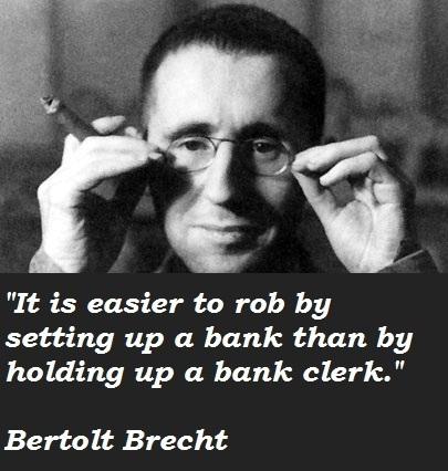 Critical essays on Bertolt Brecht