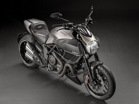 Ducati Diavel Titanium - Grease n Gasoline | MotoGP World | Scoop.it