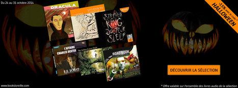 La sélection Halloween à - 15% - Book d'Oreille - tout le livre audio | Livres Audio | Scoop.it