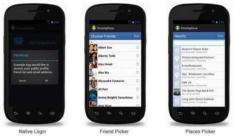 De la importancia de las APIs y SDKs en Android, Facebook lanza ... - El Android Libre | android creativo | Scoop.it