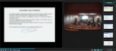 Lecture capture: the present and the future | 3C Media Solutions | Scoop.it