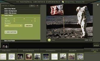Free Technology for Teachers: Create Multimedia History Presentations With Digital Artifacts | History:  Alive in the Classroom | Scoop.it