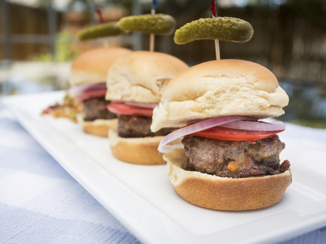 Hold That Mini-Burger: Restaurants Forecast Food For 2013 : NPR | Vertical Farm - Food Factory | Scoop.it