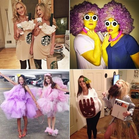 TOP 15 Cheapest Homemade Halloween Costumes 2016 Ideas For Adults | Happy Halloween Pictures for Facebook, Whatsapp and tumblr | Scoop.it