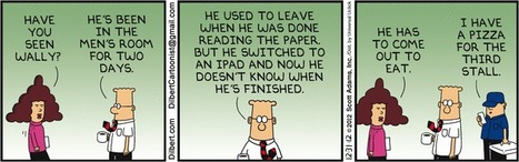 Comics - The Washington Post - Dilbert | iPads, MakerEd and More  in Education | Scoop.it