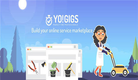 YoGigs Review – Readymade Website Script for Starting an On-demand Service Marketplace | internet marketing | Scoop.it