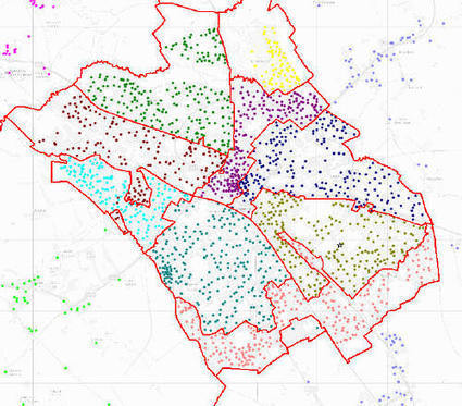 UK Analytical Datasets based on OpenData - A Overview of GeoLytix GeoData - Directions Magazine | Open Knowledge | Scoop.it