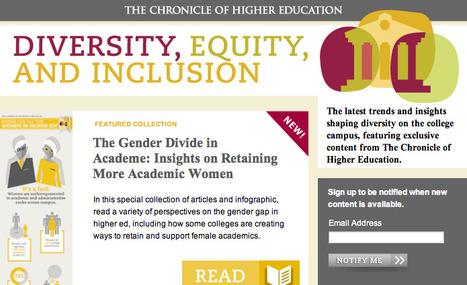 The Gender Divide in Academe | Ideas of interest for UST women leaders | Scoop.it