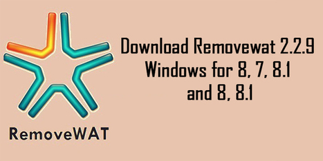 windows 7 removewat 2.2 5.2 free download