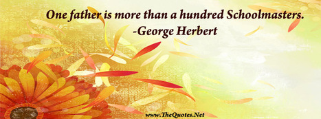 Facebook Cover Image - George Herbert Quote - TheQuotes.Net | Facebook Cover Photos | Scoop.it