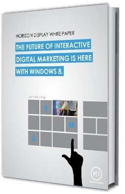 Windows 8 Business Applications for Large Touch Screens | Technology in Business Today | Scoop.it