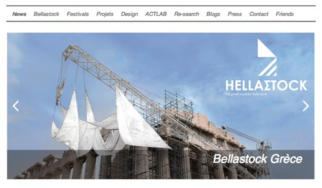 Bellastock, architecture experimentale | The Architecture of the City | Scoop.it
