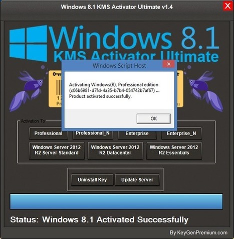 kms activator windows 8.1 pro