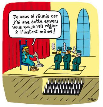 Qu'on leur coupe la dette! Partie 1/3: La saignée - FAKIR | Presse alternative | Edition électronique | Indigné(e)s de Dunkerque | Scoop.it