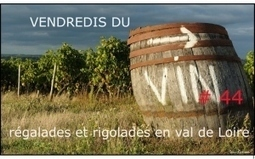 Vendredis du Vin #44: compte rendu des régalades et rigolades en val deLoire   Vendredis du Vin   Scoop.it