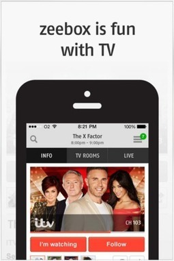 Zeebox: insanely powerful advertising, but will it catch on? | Econsultancy | Web Ιnterrupted | Scoop.it