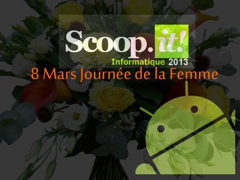 8 Mars Journée de la Femme | Geeks | Scoop.it