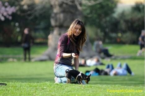 Rosy Dilettuso nel parco in topless (18 foto) | RAGAZZE | Scoop.it