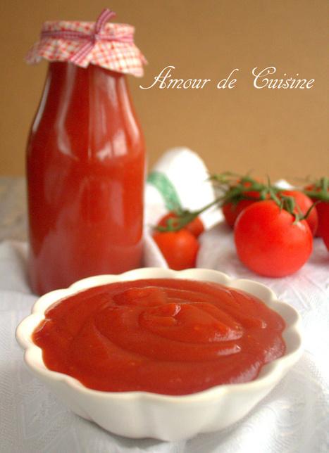 ketchup express fait maison | Cuisine Algerienne, cuisine du monde | Scoop.it