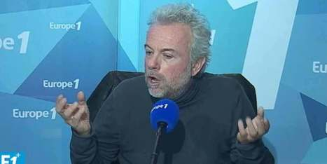 "Frédéric Lenoir, philosophe : ""La méditation permet de muscler l'esprit"" - Europe1 