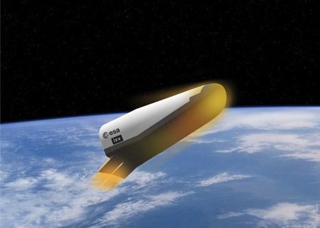 Why Europe's Experimental Spaceship Is Shaped So Weirdly | Good news from the Stars | Scoop.it
