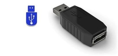 Hardware USB Keylogger Ultra Small with Wi Fi Hotspot 16MB Flash Internal Memory