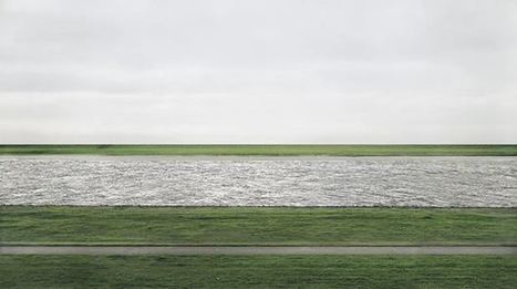 Why Gursky's Photo of the Rhine is the World's Most Expensive Photo | Rocky Mountain Entrepreneurs Succeed | Scoop.it