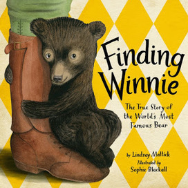 Librarian's Quest: A Veterinarian's Hands, A War And A Child's Love For Bears | All Things Caldecott | Scoop.it
