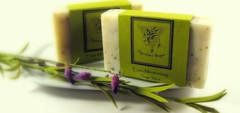 The Best Organic Soaps and Body Washes | Organic Gods | CelebritizeYou | Scoop.it