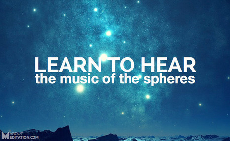 Mindfulness, Meditation, & the Music of the Spheres | Wellness and Mindfulness | Scoop.it