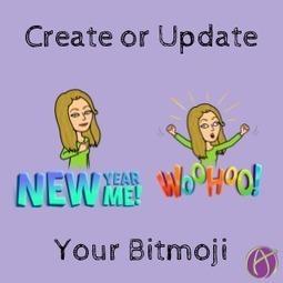 bitmoji' in iGeneration - 21st Century Education (Pedagogy