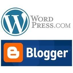 Blogger vs. WordPress.com: A Complete Comparison | Brilliant Mobile Marketing | Scoop.it