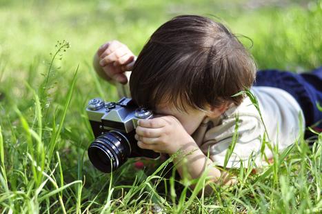 10 Photography Activities for Kids | Tots 100 | Parenting information | Scoop.it