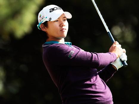 Tseng shares Thailand lead | Orange UK | golf1st | Scoop.it