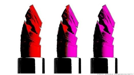 The lipstick divide: In beauty sales, it's rich vs. poor - Fortune | Make Up Fantasy | Scoop.it