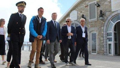 Au Pic, les ambitions des maires des stations